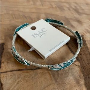 Jewelry - Isac Feather Bangle